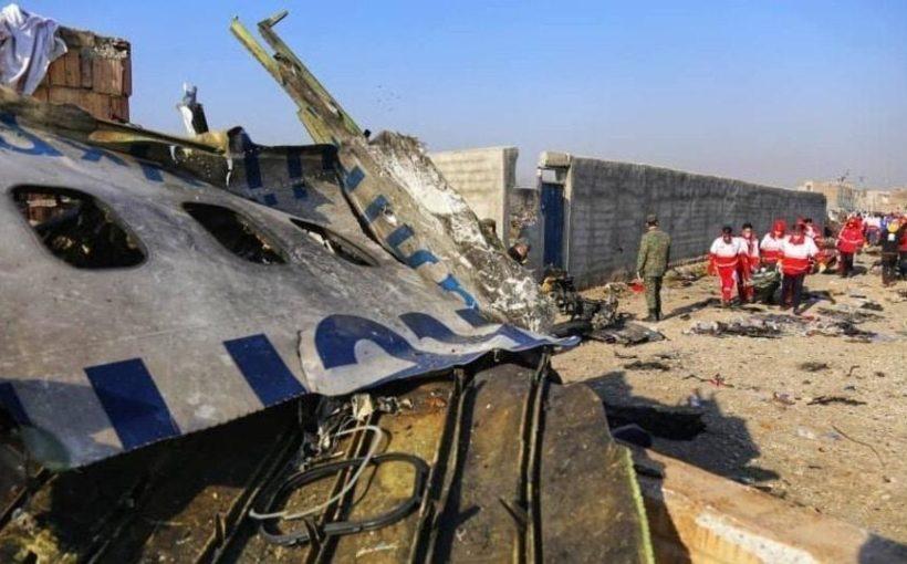Кто сбил украинский самолет