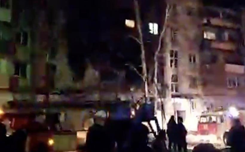 Снимок экВ Магнитогорске произошел взрыв в жилом домерана 2020-03-26 в 18.49.46